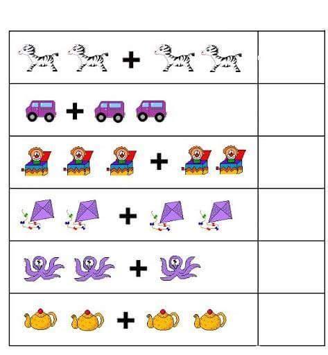 for kid printable addition worksheets for 1 171 funnycrafts