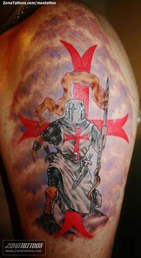 templar knight tattoo picture checkoutmyinkcom pictures