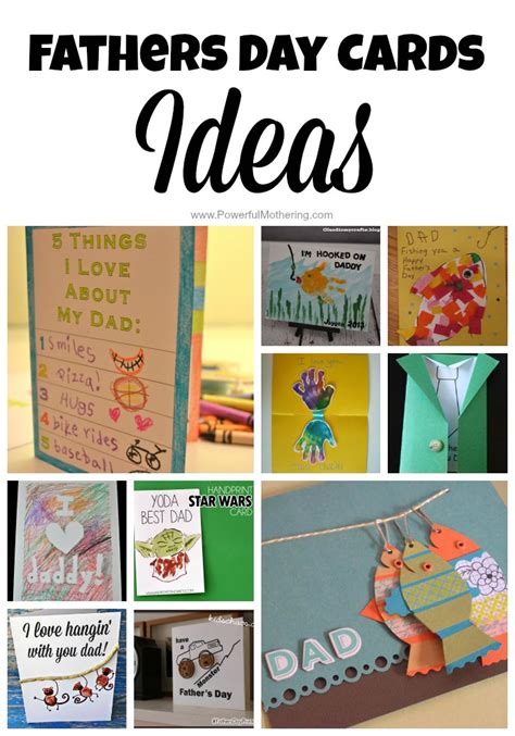 day cards for preschoolers to make fathers day cards ideas for toddlers preschoolers