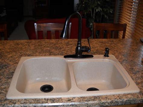 color kitchen sinks swanstone dual mount composite 33x22x9 1 bowl