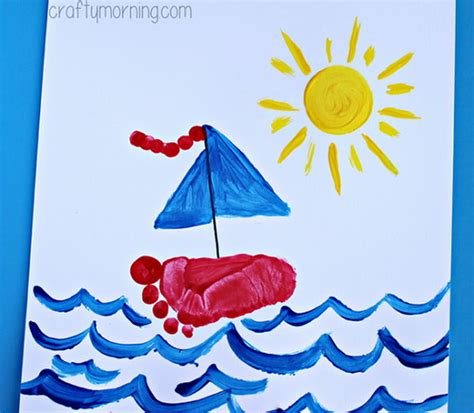 handprint craft for 25 and beautiful handprint footprint crafts for your