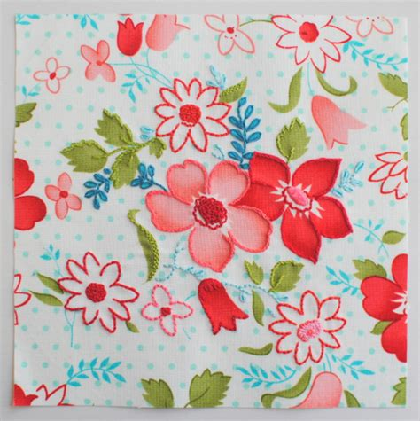 how to embroider on fabric clover violet clover violet embroidering on