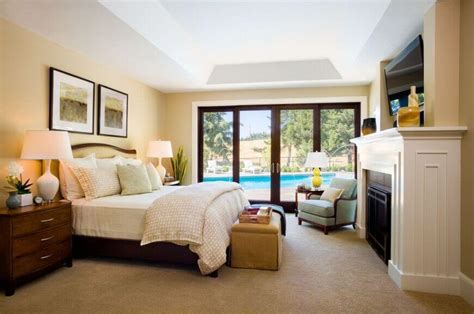 american bedroom designs 49 exuberant pictures of tv s mounted above gorgeous