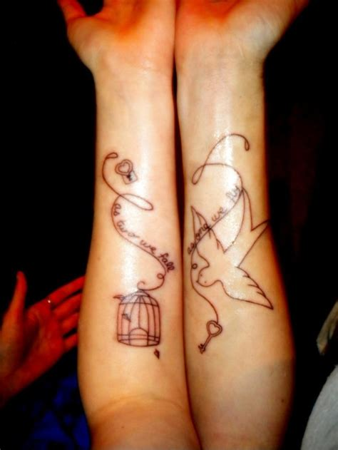 a fantastic list of best friend tattoos for 2013 designdune