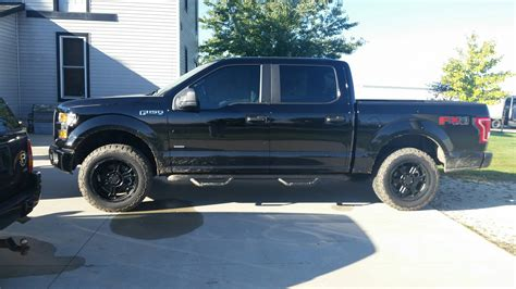 Ford F150 Forums by Tire Size For 2016 Ford F150 Supercab 4x4 Ford F150