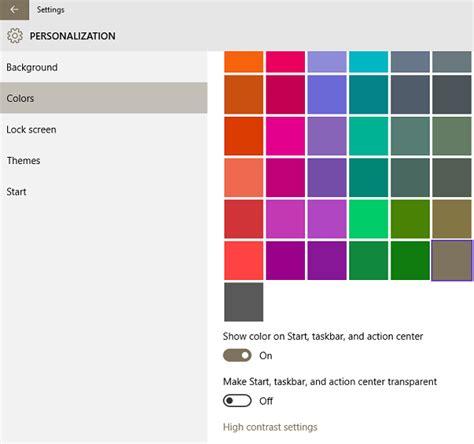 add color how to add custom color for windows 10 taskbar