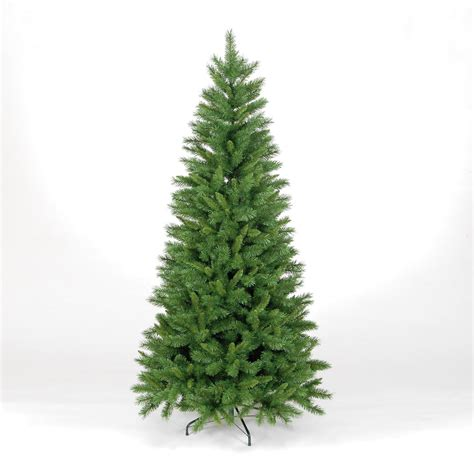 slim artificial trees uk 7ft new duchess spruce slim artificial tree ebay