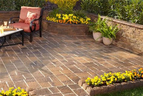 best pavers for patio high quality best patio pavers 8 easy patio paver ideas