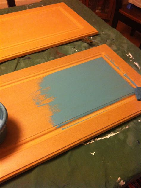 chalk paint looks streaky diy chalk painted doors the affair continues the