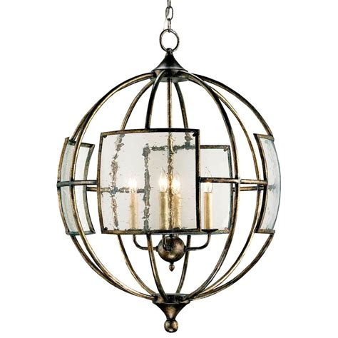 orb chandelier uk broxton seeded glass 4 light orb pendant lantern kathy