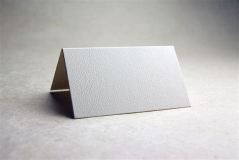 paper cards die cut seed paper place cards