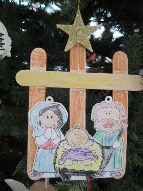 nativity craft for nativity crafts for preschoolers 12 days of