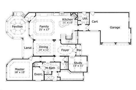 2700 square foot house plans country house plans home design ohp 30548 15784