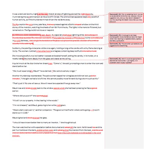 picture book manuscript exle free sle edit for book manuscripts scribendi