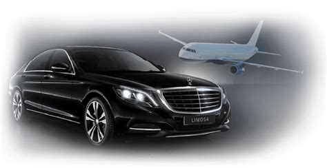 Limo Airport Transfer by Airport Transfers Limos4 Chauffeured Limousine Service