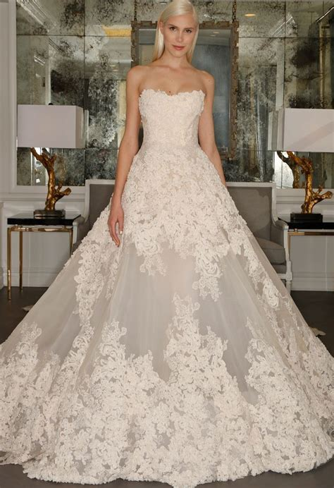 wedding gown with beautiful gown wedding dresses design