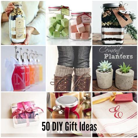 gift ideas 50 of the best diy gift ideas the idea room