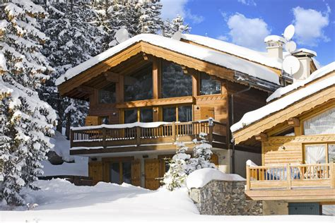 accommodation in courchevel courchevel ski chalets