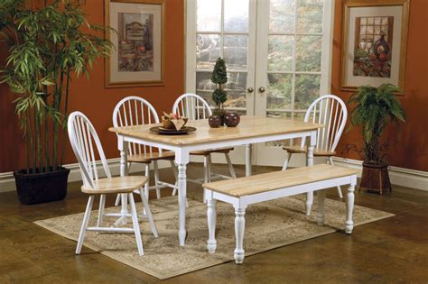 white wooden kitchen table and chairs kitchen table with bench and chairs treenovation