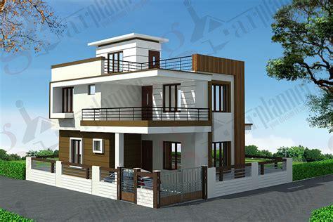 duplex house plans india house plan house elevation indian duplex