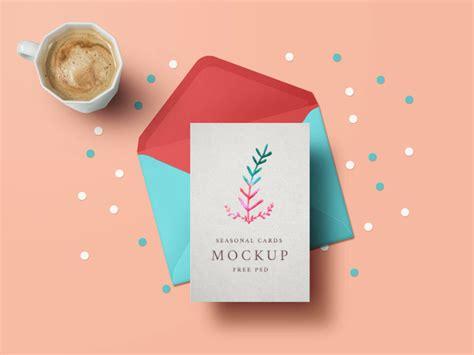 card free greeting card free mockup free mockup