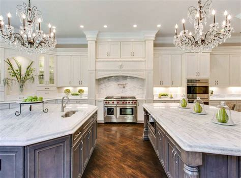 beautiful kitchen island 23 stunning gourmet kitchen design ideas designing idea
