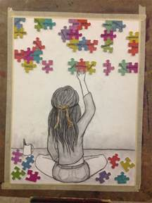 drawing crafts for 25 best ideas about puzzle on puzzle