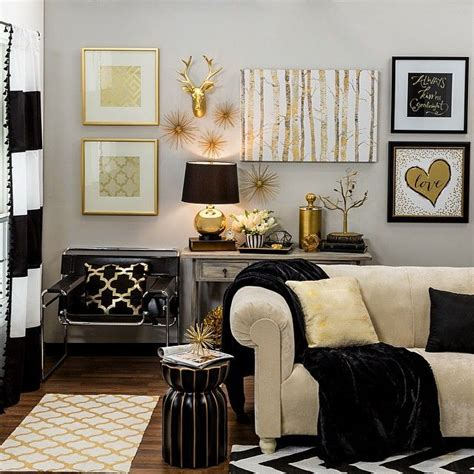 brown and white home decor 25 best gold home decor ideas on gold accents