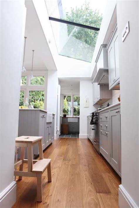 galley kitchen extension ideas sneak peek michael adamo design sponge