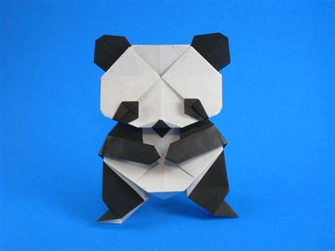 origami panda origami pandas page 2 of 8 gilad s origami page
