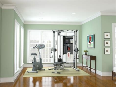 paint colors for exercise room 58 well equipped home design ideas digsdigs