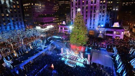 new trees 2014 when is the rockefeller center tree lighting 2014