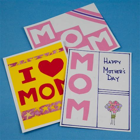 how to make simple mothers day cards easy not just for s day cards s day