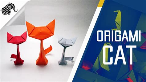 how to make an origami cat origami how to make an origami cat