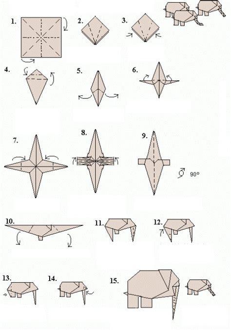 how to make a elephant origami origami elephant make origami easy