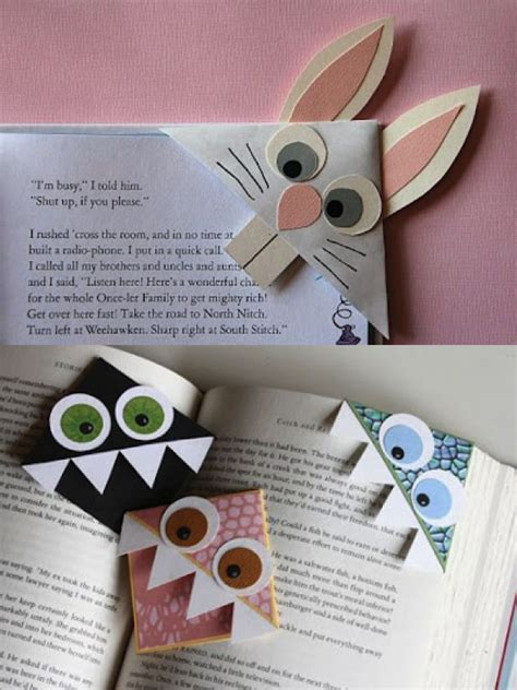 bookmark craft ideas for best 25 bookmarks ideas on kid craft