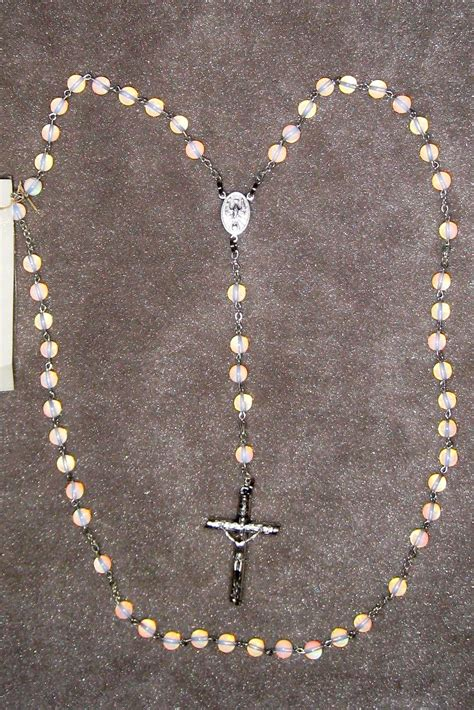 opal rosary what in creation rosary