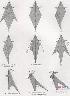 origami kangaroo easy origami kangaroo 5 origami animaux origami