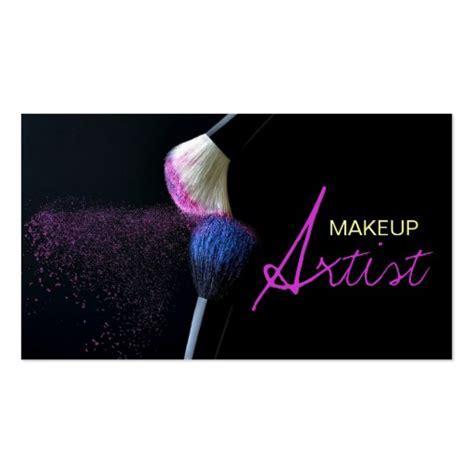 make up artist card makeup artist business cards 30 000 business card templates