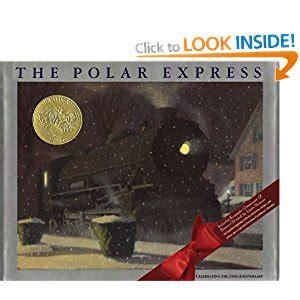 the polar express picture book the polar express chris allsburg 0046442389495