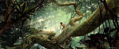 pictures of the jungle book the jungle book concept by seth engstrom casper的日志