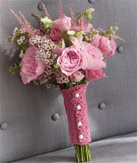 knitted bouquet pattern crochet wedding bouquets ideas womenitems