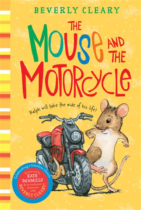 the and the mouse picture book the mouse and the motorcycle by beverly cleary