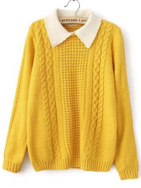 yellow knit sweater yellow knit sweater style