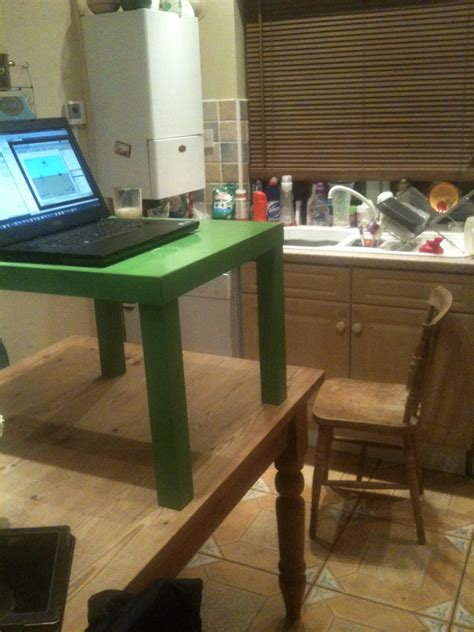 do it yourself stand up desk sit stand solutions height adjustable desk variable