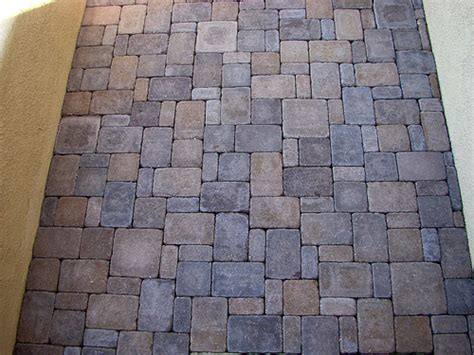 patio paver patterns 20081115 patio paver random pattern the top level patio