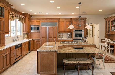 designing a kitchen island with seating beautiful kitchen islands with bench seating designing idea