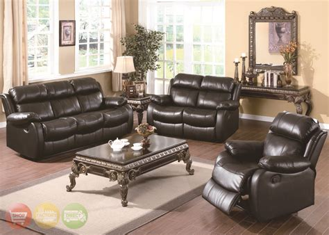 floor and decor gretna floor and decor gretna gretna traditional black leather reclining living room set linoleum