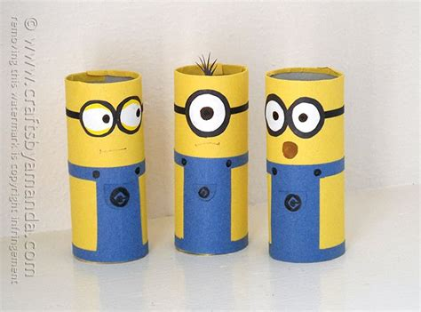 minion craft projects best 25 minion craft ideas on popsicle stick