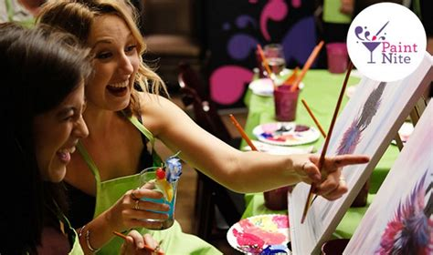 paint nite groupon hamilton groupon paint nite event for 25
